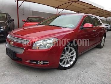 Foto venta Auto Seminuevo Chevrolet Malibu LTZ (2012) color Rojo Tinto precio $156,500