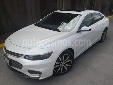Foto venta Auto usado Chevrolet Malibu Premier 2.0 Turbo (2016) color Blanco precio $325,000