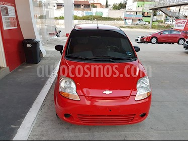 Foto venta Auto Seminuevo Chevrolet Matiz LS Plus (2014) color Rojo Fuego precio $83,000