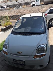 Foto venta Auto Seminuevo Chevrolet Matiz LS (2014) color Blanco precio $73,000