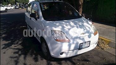 Foto venta Auto usado Chevrolet Matiz LS (2013) color Blanco precio $63,000