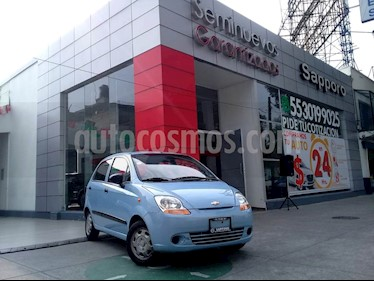 Foto venta Auto Seminuevo Chevrolet Matiz LS (2015) color Azul precio $100,000