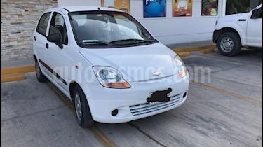 Foto venta Auto Seminuevo Chevrolet Matiz LS (2013) color Blanco precio $72,000