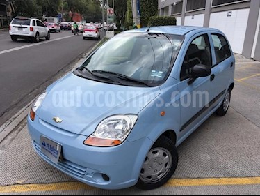 Foto venta Auto Seminuevo Chevrolet Matiz LS (2015) color Azul precio $98,000
