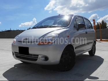Foto venta Auto Seminuevo Chevrolet Matiz LS (2015) color Plata precio $98,000