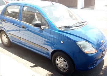 Foto venta Auto Seminuevo Chevrolet Matiz Paq A (2011) color Azul Zafiro precio $60,000