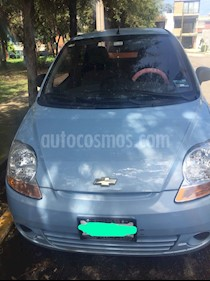 Foto venta Auto Seminuevo Chevrolet Matiz Paq A (2014) color Azul Claro precio $90,000