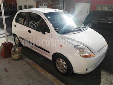 Foto venta Auto Seminuevo Chevrolet Matiz Paq B (2015) color Blanco precio $84,999