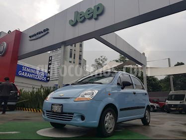 foto Chevrolet Matiz Paq B