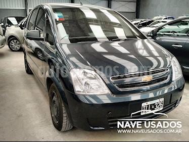 Foto venta Auto Usado Chevrolet Meriva 1.8 Gl Aa+da (2010) color Negro precio $175.000