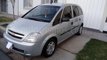 Foto venta Auto Usado Chevrolet Meriva GL Plus (2011) color Plata Polaris precio $165.000