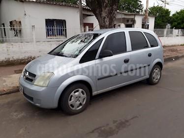 Foto venta Auto Usado Chevrolet Meriva GL Plus (2008) color Plata Polaris