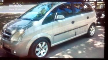 Foto venta Auto usado Chevrolet Meriva GL  (2004) color Gris Claro precio $120.000