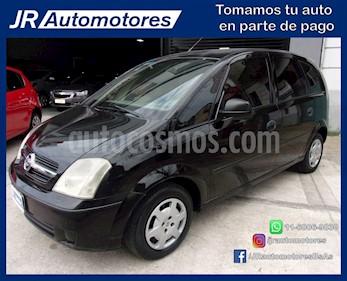 Foto venta Auto Usado Chevrolet Meriva GL  (2005) color Negro