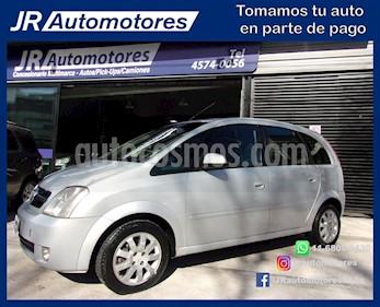 Foto venta Auto Usado Chevrolet Meriva GLS (2005) color Gris Plata