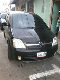 Foto Chevrolet meriva vagon
