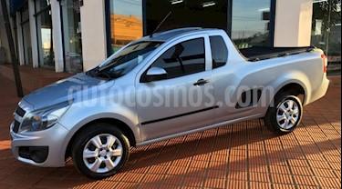 Foto venta Auto Usado Chevrolet Montana 1.8 Nafta LS Pack MT5 (105cv) (2013) color Gris precio $258.000