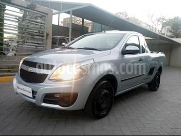 Foto venta Auto Usado Chevrolet Montana LS Ac Dir (2012) color Gris Claro precio $229.000