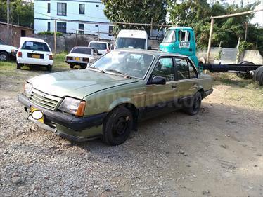 Chevrolet Monza MONZA usado (1990) color Verde precio $4.500.000