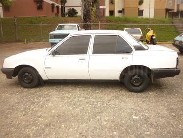 Foto venta carro usado Chevrolet Monza SL L4 2.0 (1986) color Blanco precio BoF85.000