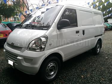 Chevrolet N300 Cargo 1.2L  usado (2015) color Blanco precio $36.800.000