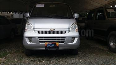 Foto venta Carro usado Chevrolet N300 Pasajeros 1.2L  (2014) color Plata precio $31.000.000