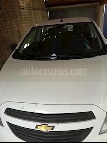 Foto venta Auto usado Chevrolet Onix LS Joy + (2017) color Blanco precio $260.000