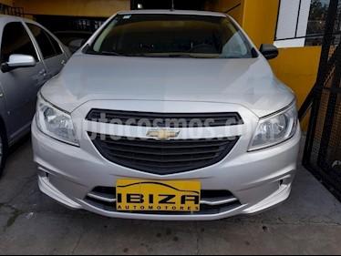 Foto venta Auto usado Chevrolet Onix LT (2015) color Gris Claro precio $298.000