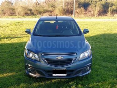 Foto venta Auto Usado Chevrolet Onix LTZ (2015) color Azul precio $238.000