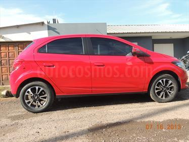 Foto venta Auto Usado Chevrolet Onix LTZ (2014) color Rojo Flash precio $220.000