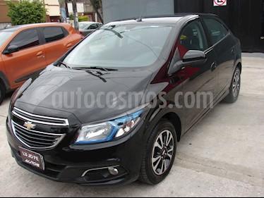 Foto venta Auto Usado Chevrolet Onix LTZ (2014) color Negro