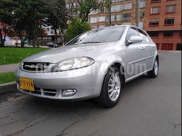 Foto venta Carro Usado Chevrolet Optra Hatchback 1.8L FE Aut (2007) color Plata precio $17.900.000