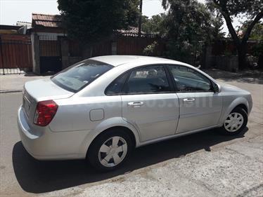 Chevrolet Optra 1.6 LS  usado (2008) color Plata Polar precio $3.400.000