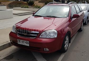 Chevrolet Optra 1.6 LS  usado (2010) color Rojo precio $3.690.000