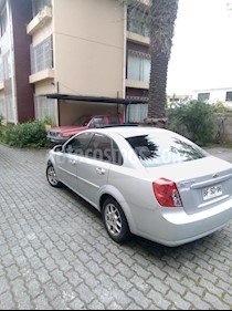 Chevrolet Optra 1.6  usado (2008) color Plata precio $3.500.000