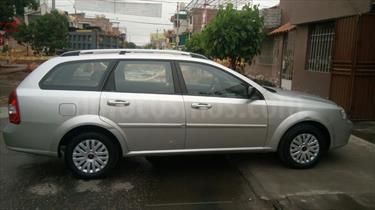 Chevrolet Optra 1.6L Full  usado (2012) color Plata precio u$s12,000
