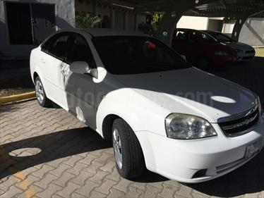 Foto venta Auto Seminuevo Chevrolet Optra 1.8L A Aut (2008) color Blanco precio $70,000