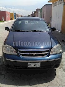 Foto venta Auto Seminuevo Chevrolet Optra 1.8L A Aut (2007) color Azul precio $60,000