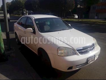 Foto venta Auto Seminuevo Chevrolet Optra 1.8L A Aut (2008) color Blanco precio $62,000