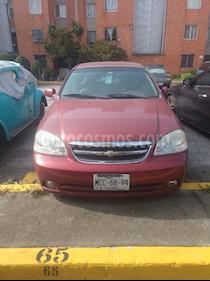 Foto venta Auto usado Chevrolet Optra 1.8L F Aut (2009) color Rojo Vivo precio $90,000