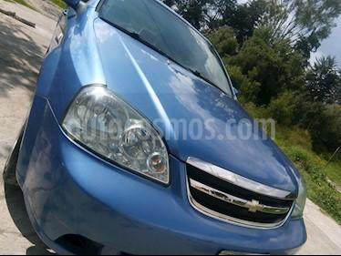 Foto venta Auto Seminuevo Chevrolet Optra 2.0L A (2007) color Azul precio $58,500