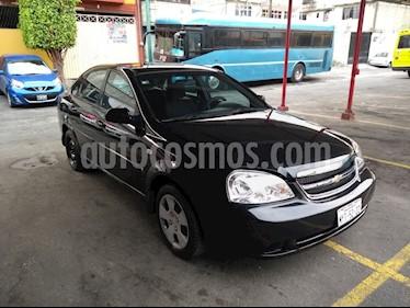 Foto venta Auto Seminuevo Chevrolet Optra 2.0L C (2008) color Negro Cosmos precio $69,500