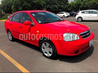 Foto venta Auto Seminuevo Chevrolet Optra 2.0L M (2008) color Rojo Fuego precio $67,000