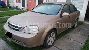 Foto venta Auto usado Chevrolet Optra 2.0L M (2009) color Arena precio $55,000