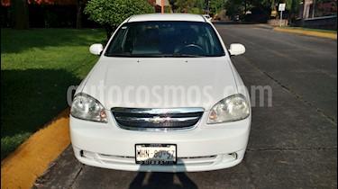 Foto venta Auto usado Chevrolet Optra 2.0L M (2007) color Blanco Galaxia precio $48,500