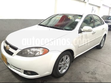 foto Chevrolet Optra Advance 1.6 Mec 4P usado (2009) color Blanco precio $20.000.000