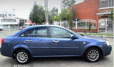 Foto venta Carro Usado Chevrolet Optra Advance 1.8 AT 4P (2008) color Azul Corsega precio $16.000.000