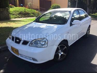 Foto venta Carro Usado Chevrolet Optra Advance 1.8 Mec 4P (2005) color Blanco precio $15.900.000