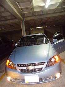 Foto venta carro Usado Chevrolet Optra Advance 1.8L Aut (2011) color Azul Espacio precio u$s3.400