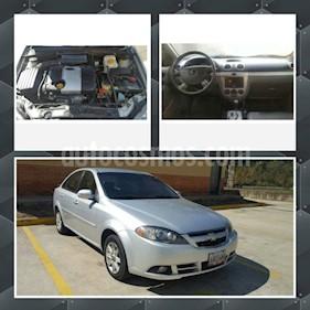 Chevrolet Optra Advance 1.8L Aut usado (2009) color Plata precio u$s2.900